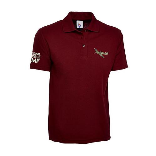 Battle of Britain Memorial Flight LF363 Hurricane Polo Shirt