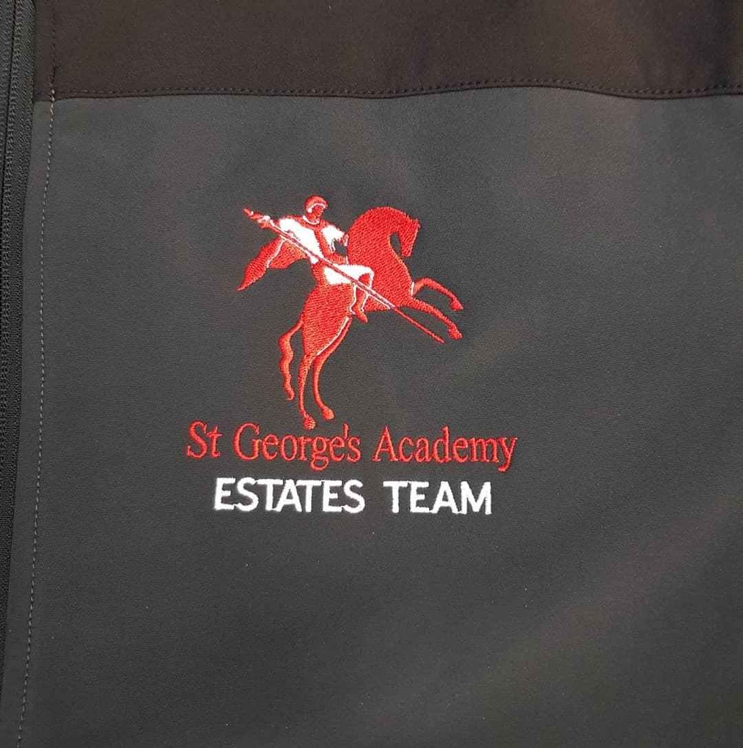 St George's Academy Estate Team