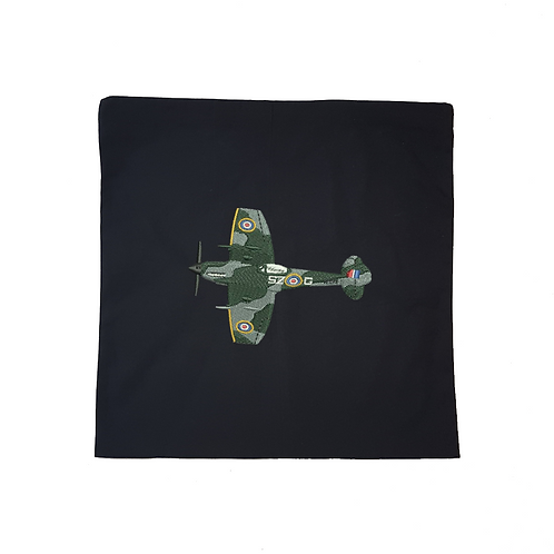 TE311 Spitfire cushion cover