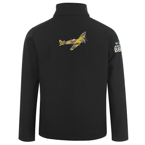 Battle of Britain Memorial Flight MK356 Spitfire Softshell Jacket