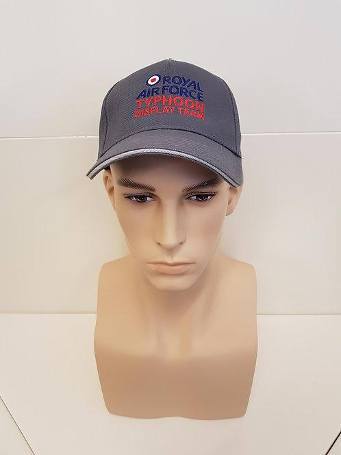 Typhoon Display Team logo cap