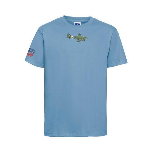 Battle of Britain Memorial Flight ZA947 Dakota T-shirt