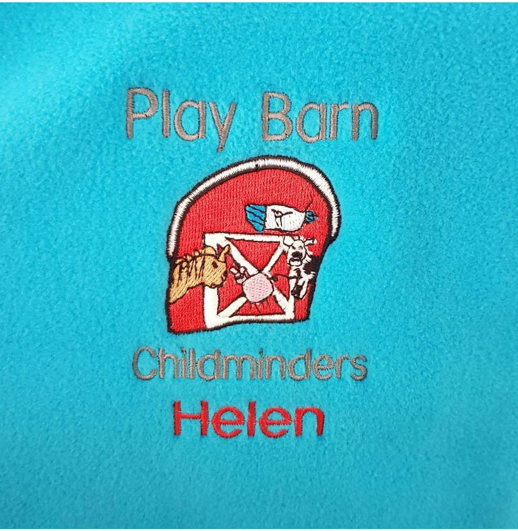 Play barn Shani's Embroidery