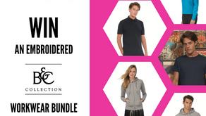 Win a B&C workwear bundle