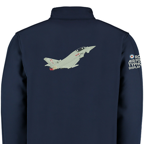 Typhoon Display Team FGR4 Typhoon softshell jacket
