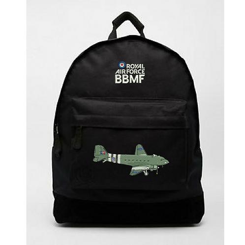 Battle of Britain Memorial Flight ZA947 Dakota backpack
