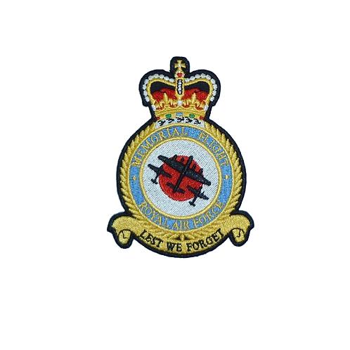 Battle of Britain Memorial Flight Embroidered Crest Badge