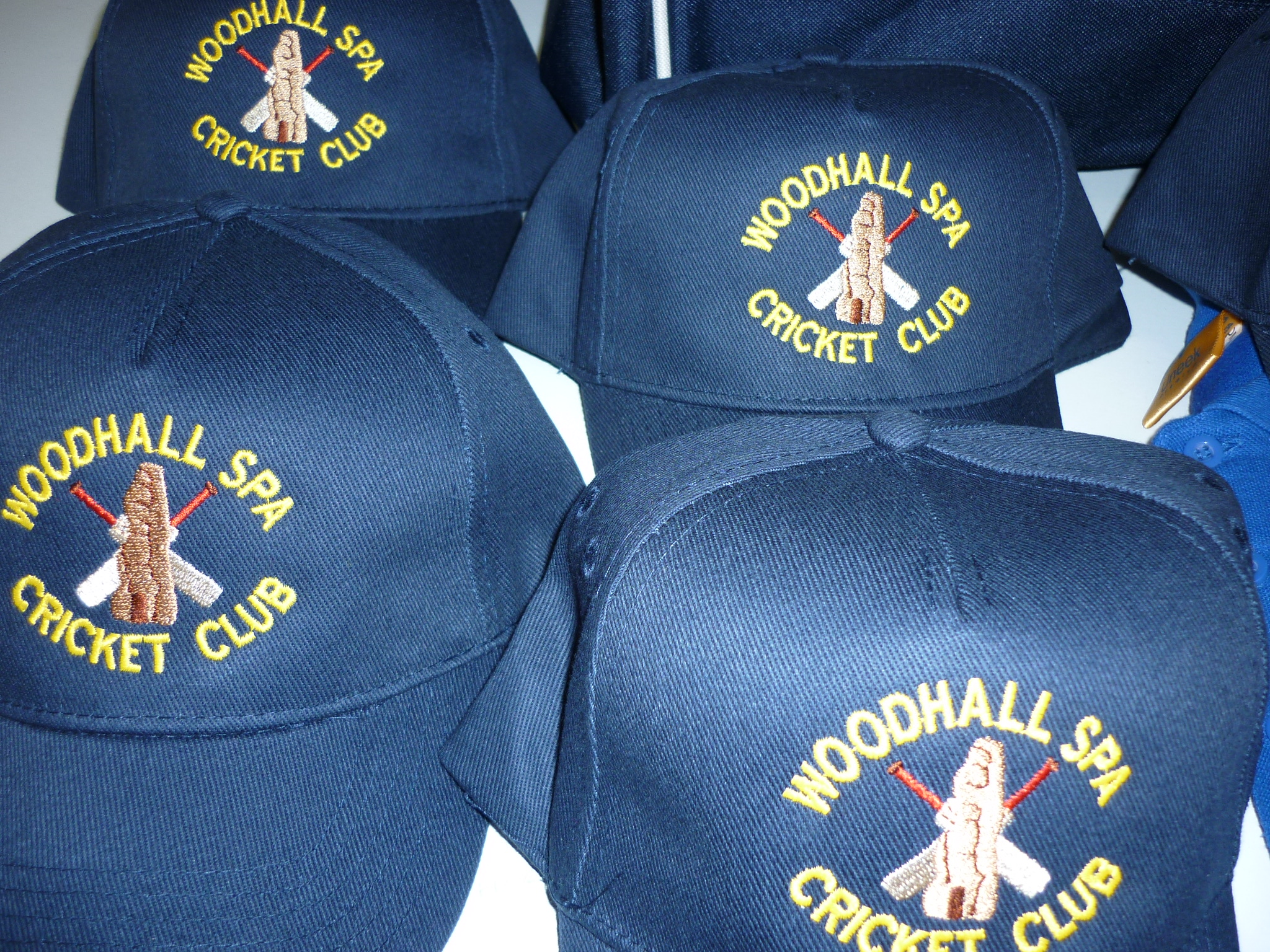 Cricket Club Shani's Embroidery