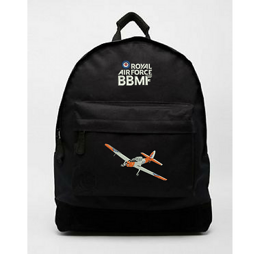 Battle of Britain Memorial Flight WK518 Chipmunk backpack