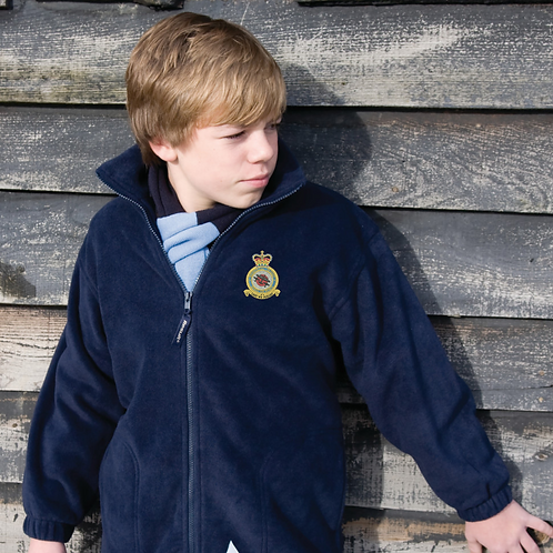 Battle of Britain Memorial Flight badge children's fleece