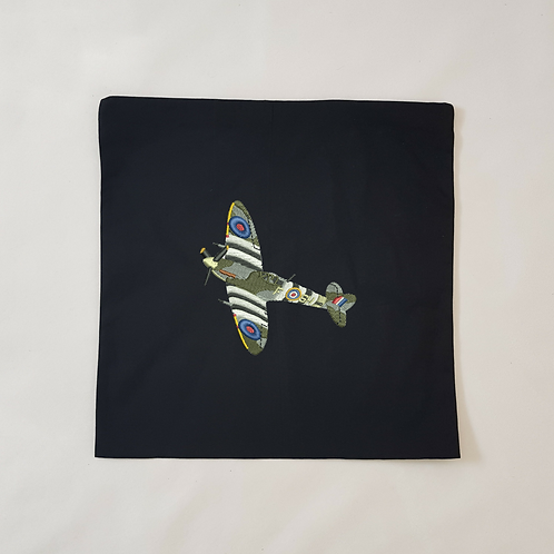 AB910 Spitfire cushion cover