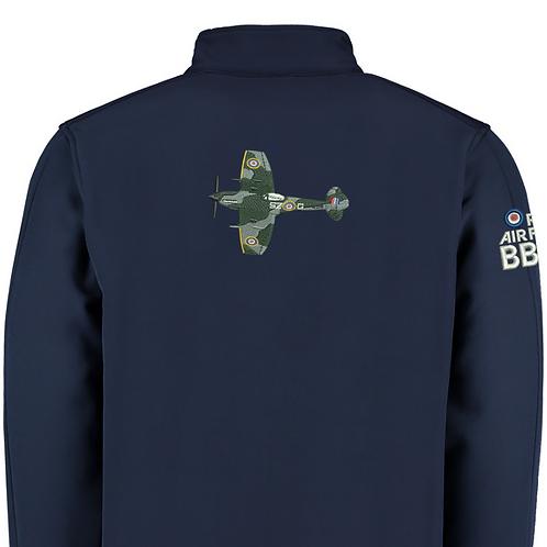Battle of Britain Memorial Flight TE311 Spitfire Softshell Jacket