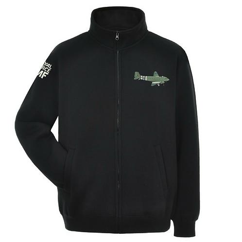 Battle of Britain Memorial Flight ZA947 Dakota full zipped sweatshirt