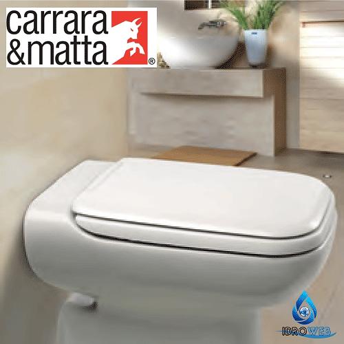 Coprivaso copriwater durolux sedile conca 100309000 - Carrara e matta accessori bagno ...