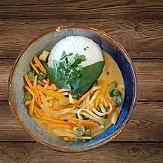 Curry mit Gemüse