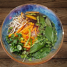 Pho mit Gemüse