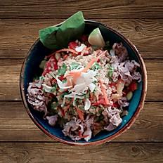 Quinoa mit Rind