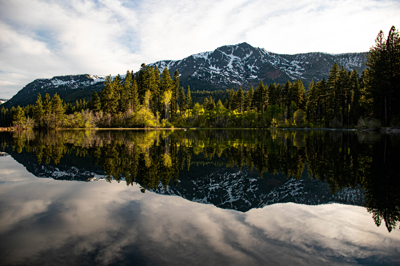 Fallen Leaf Lake, South Lake Tahoe, CA