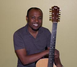 Rado and his guitar