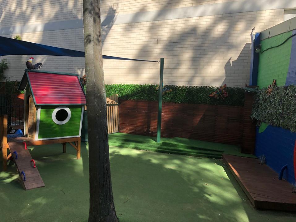 Outside Play Area