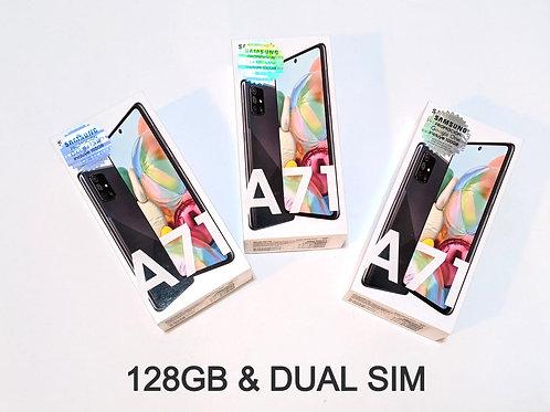 Samsung Galaxy A71 128GB Black Unlocked