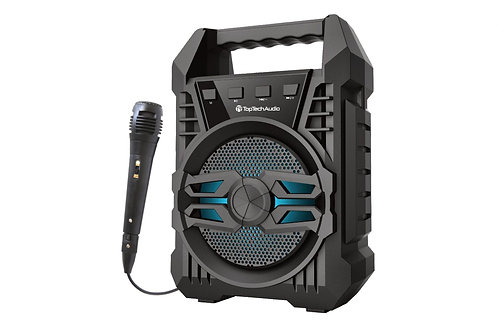 TOPTECH BLADE 4 AUDIO FULLY AMPLIFIED 700W RECHARGEABLE SPEAKER