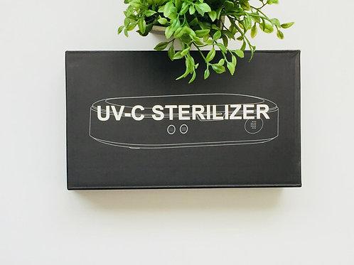 UV-C Cell Phone Sterilizer