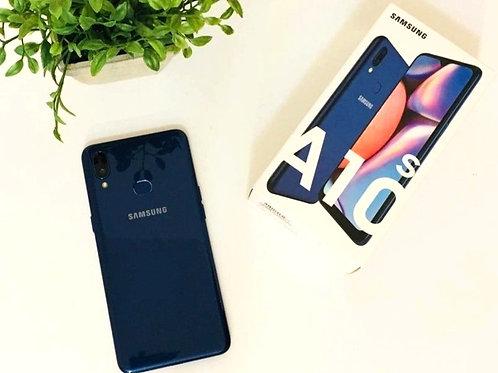 Samsung Galaxy A10s Blue Unlocked