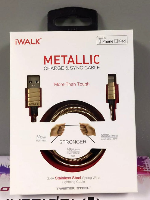 iWALK 2.4A LIGHTING CABLE APPLE CERTIFIED