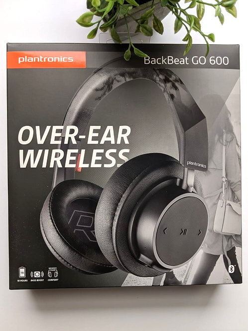 PLANTRONICS BACK BEAT GO 600