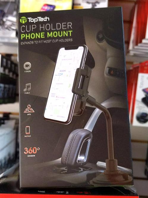 CAR CLIP HOLDER PHONE MOUNT