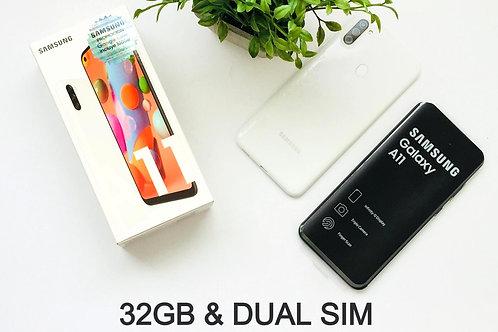 Samsung Galaxy A11 / A115M 32GB White Unlocked