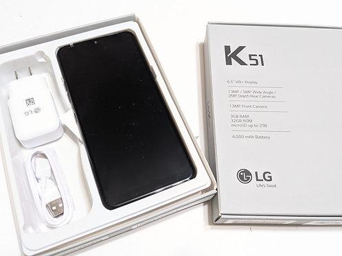 LG K51 32GB 6.5 SCREEN UNLOCKED