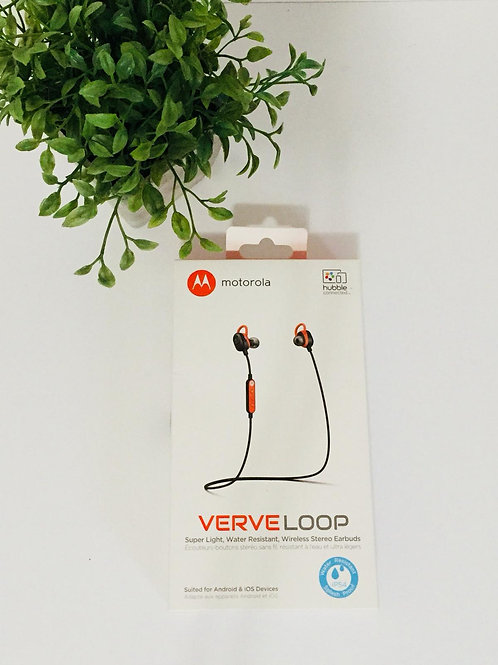 Motorola Verveloop Super Light, Wireless, Spalsh Resistant Stereo