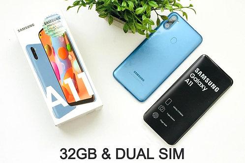 Samsung Galaxy A11 / A115M 32GB Blue Unlocked