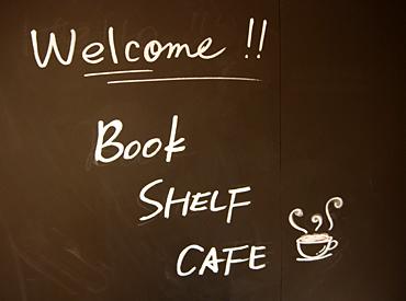 BOOKSHELF CAFE