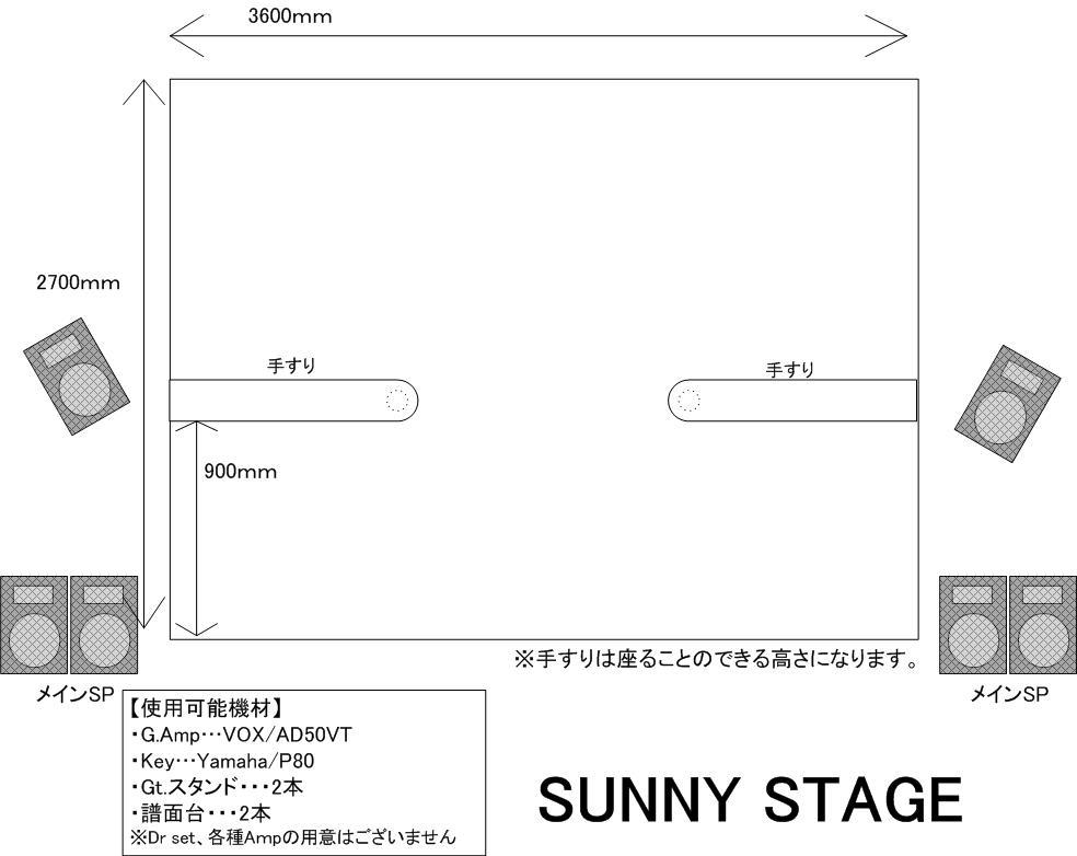 サニーステージ資料