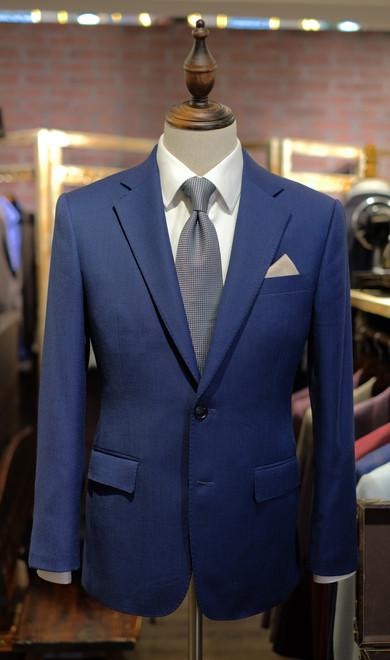 Bird Eyes Blue Suit