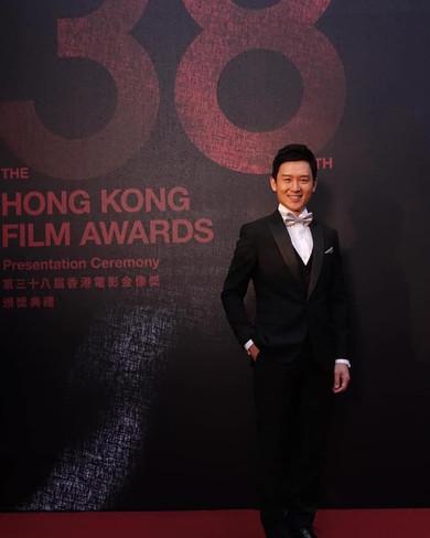 《第三十八屆香港電影金像獎》