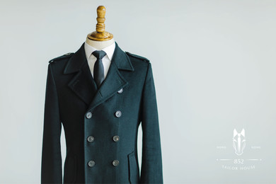 Tailor Made Overcoat