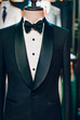 Black Tie Tuxedo with Classic Shawl Lapel
