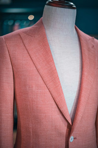 Wool Silk Linen fabric by Giovanni Tonella - Made in Italy