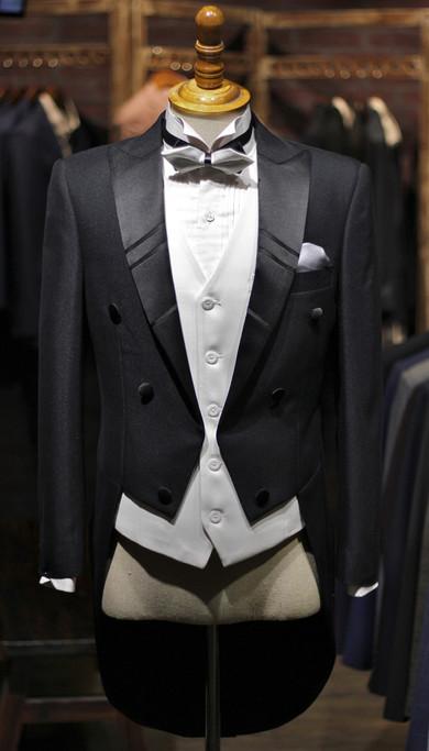 White Tie 禮服