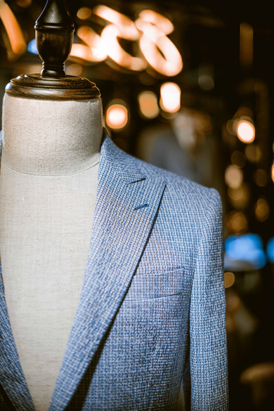 輕量透氣之Seersucker Fabric for Spring-Summer