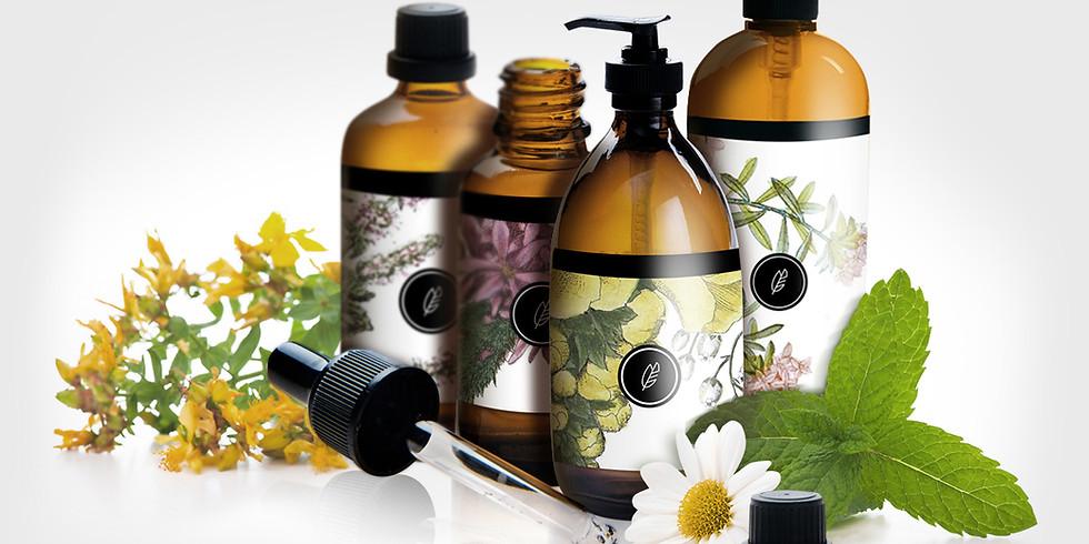 Dotek esenciálního oleje pro tebe
