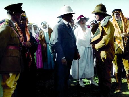 Arap İsyanı mı, Şerif Hüseyin İsyanı mı?