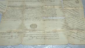 Hoca Ahmet Yesevi dönemine ait belgeler bulundu