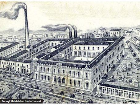 Osmanlıların ''yapmadığı'' fabrikalar!
