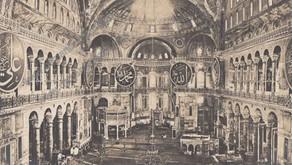 10 Bin Müslüman'ın Tekbir Sadâsı Ayasofya Camii'ni Nasıl İnletti?
