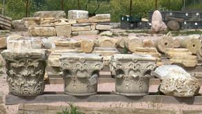 Haydarpaşa Garı'ndaki Khalkedon Antik Kenti'nde kazı çalışmaları sürüyor